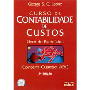 Curso de Contabilidade de Custos (livro de Exercícios)