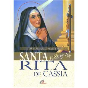 Santa Rita de Cássia - Jesús Álvarez Maestro