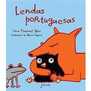 Lendas Portuguesas - Coleção Baú Folclórico