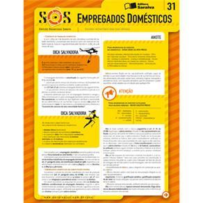Sínteses Organizadas Saraiva - Empregados Domésticos - Volume 31