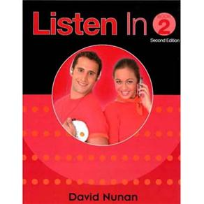 Listen In 2 - Text + Audio Cd
