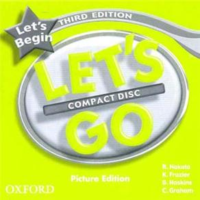 Audio Cd-let