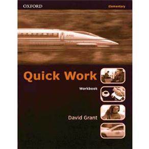 Quick Work: Elementary: Workbook