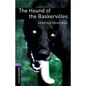 Hound Of The Baskervilles - Oxford Bookworms Library 4 - Cd Pack