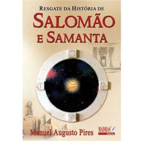 O Resgate da História de Salomão e Samanta