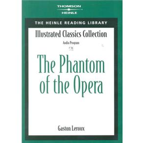 Cd Audio - The Heinle Reading Library Illustrated Classics - The Phantom Of The Opera Level A