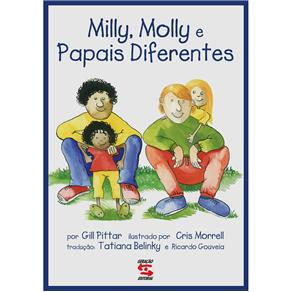 Papais Diferentes - Milly Molly