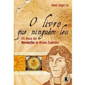 Livro Que Ninguem Leu, O