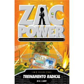 Zac Power: Treinamento Radical - Volume 15