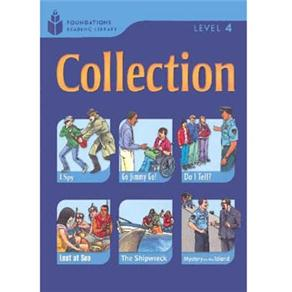 Foundations Reading Library Level 4 - Collection