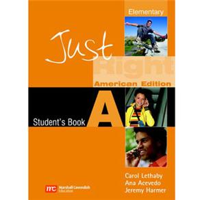 Just Right Elementary a - Student´s Book + Audio Cd