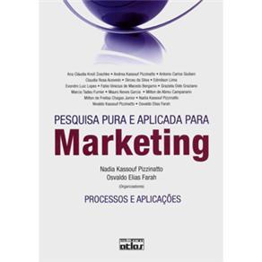 Pesquisa Pura e Aplicada para Marketing