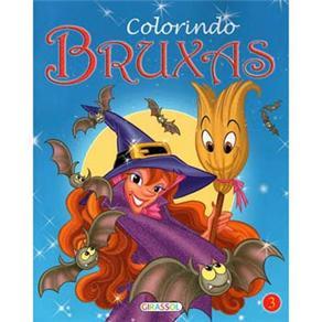 Colorindo Bruxas - Vol. 3