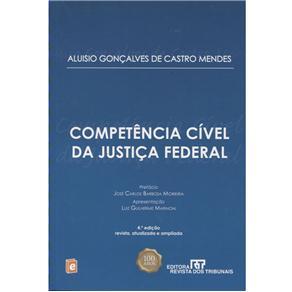 Competência Cível da Justiça Federal