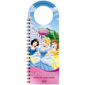 Disney - Princesas: o Livro dos Meus Cartões