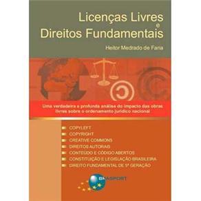Licenças Livres e Direitos Fundamentais - Heitor Medrado de Faria