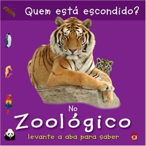 Quem Está Escondido no Zoológico? - Chez Picthall