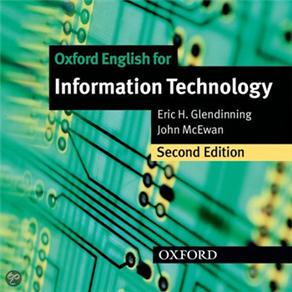 Audio Cd -oxford English For Information Technology 2nd Ed.-glendinning Mcewan