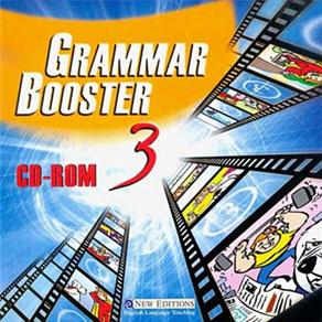 Cd Rom - Grammar Booster Level 3 - Pre-intermediate A2