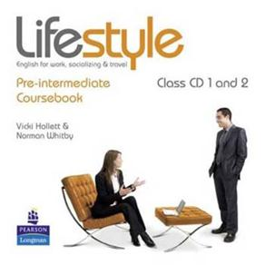 Lifestyle: Class Cds 1 And 2 - Pre-intermediate
