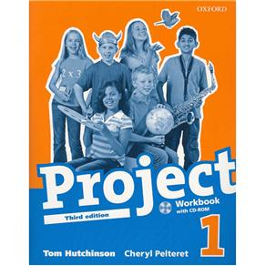 Project: Workbook 1 With Cd-rom