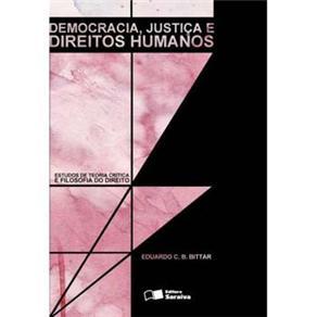 Democracia, Justica e Direitos Humanos Estudos de Teoria Critica e Filosofia do Direito
