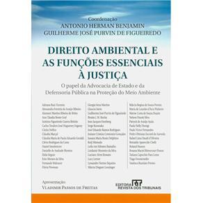 Direito Ambiental e as Funções Essenciais à Justiça