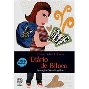 Entre Linhas Adolescência - Diário de Biloca - Edson Gabriel Garcia