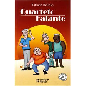 Quarteto Falante - Tatiana Belinky