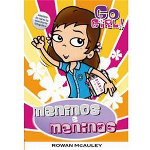 Go Girl: Meninos e Meninas - Volume 25
