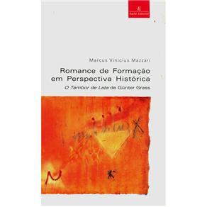 Romance de Formação em Perspectiva Histórica: o Tambor de Lata de Günter Grass - Marcus Vinicius Mazzari