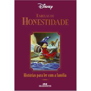 Histórias para Ler Com a Família - Fábulas de Honestidade - Disney