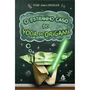 O Estranho Caso do Yoda de Origami