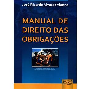 Manual de Direito das Obrigações