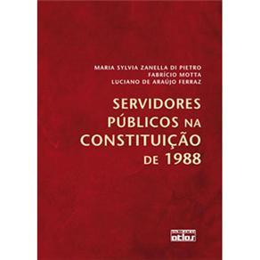 Servidores Públicos na Constituição de 1988
