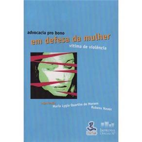 Advocacia Pro Bono em Defesa da Mulher Vítima de Violência