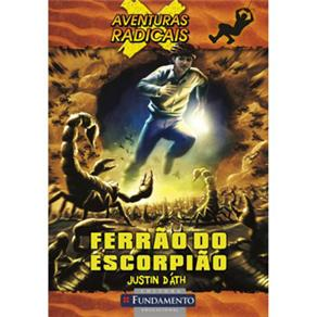 Aventuras Radicais: o Ferrão do Escorpião - Volume 4