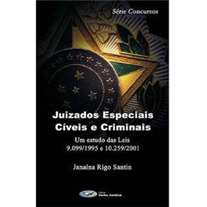 Concursos - Juizados Especiais Cíveis e Criminais