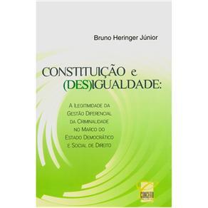 Constituição e Des-igualdade