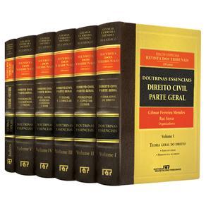 Doutrinas Essenciais - Direito Civil: Parte Geral - 6 Volumes