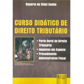 Curso Didático de Direito Tributário