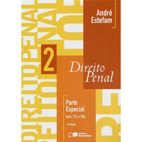 Direito Penal: Parte Especial - Volume 2 (arts. 121 a 183)