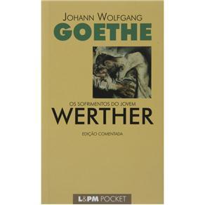 Sofrimentos do Jovem Werther, os - Livro de Bolso