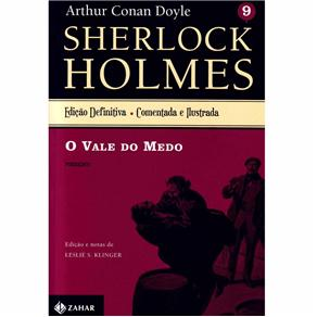 Sherlock Holmes: o Vale do Medo - Volume 09