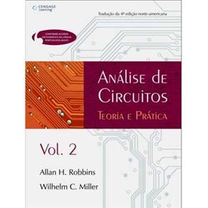 Analise de Circuitos, Teoria e Pratica - Volume 1