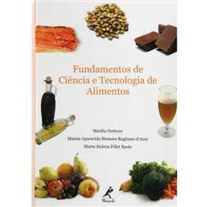 Fundamentos de Ciencia e Tecnologia de Alimentos