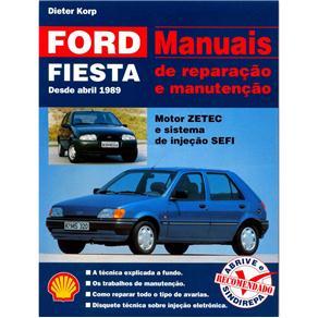 Manuais de Reparação e Manutenção: Ford Fiesta Desde Abril 1989