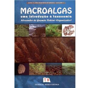 Macroalgas: uma Introdução à Taxonomia