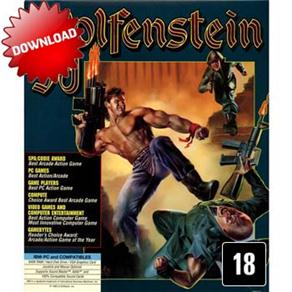 Jogo Wolfenstein 3d para Download Bethesda - Pc