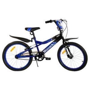 Bicicleta Monark Bmx Ranger Aro 20 Rígida 1 Marcha - Azul/preto
